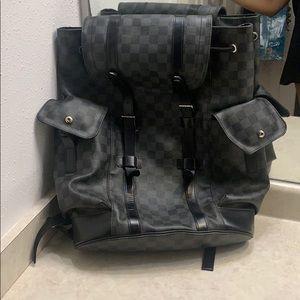 100% authentic Christopher PM Louis Vuitton bag